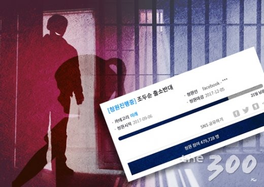 [단독]'조두순법'·'몰카 수익 몰수법' 국회 통과 청신호