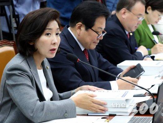 한국당 원내대표 물밑경쟁…